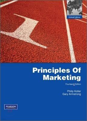 Principles of Marketing, 14/E (IE)