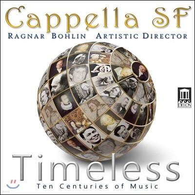 Cappella SF 천 년의 아카펠라 합창 음악 (Timeless - Ten Centuries Of Music)