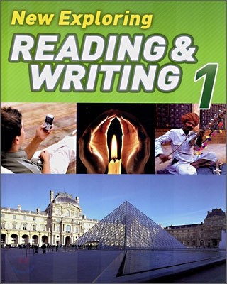 New Exploring Reading & Writing 1 : Student Book with CD