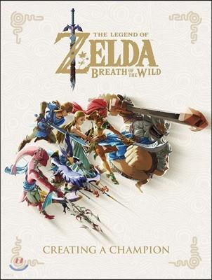 The Legend of Zelda Breath of the Wild : Creating A Champion : 젤다의 전설 브레스 오브 와일드 챔피언 만들기