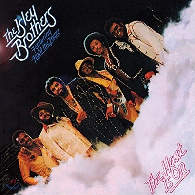 The Isley Brothers (아이슬리 브라더스) - The Heat Is On [LP]