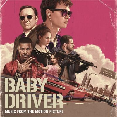 O.S.T. - Baby Driver (베이비 드라이버) (Soundtrack)(2LP)