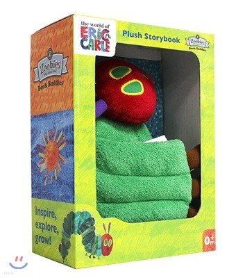 The Very Hungry Caterpillar Plush Storybook