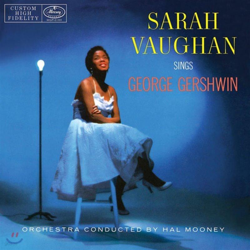 Sarah Vaughan (사라 본) - Sings George Gershwin [2LP]