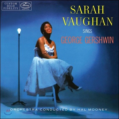 Sarah Vaughan (사라 본) - Sings George Gershwin [2LP]