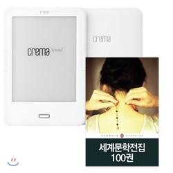 예스24 크레마 사운드 (crema sound) + 펭귄클래식 베스트 100 eBook 세트