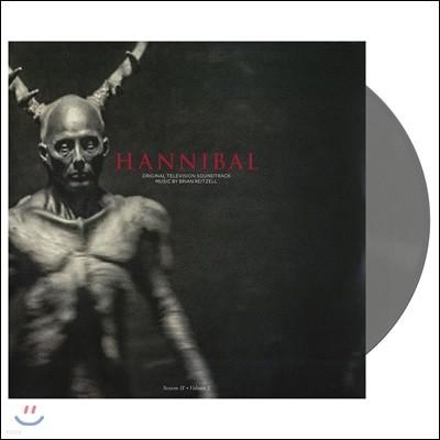 한니발 시즌 2 드라마 음악 (Hannibal Season II - Vol.1 OST by Brian Reitzell) [대리석 컬러 2LP]