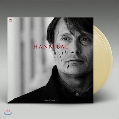 한니발 시즌 3 드라마 음악 (Hannibal Season III - Vol.2 OST by Brian Reitzell) [바닐라 시칠리안 컬러 2LP]