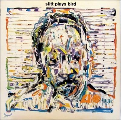 Sonny Stitt (소니 스팃) - Stitt Plays Bird [LP]