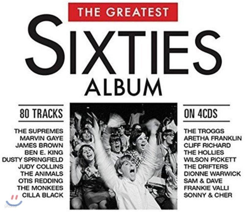 1960년대 팝 / 록 / 포크 / 소울 음악 모음집 (The Greatest Sixties Album)