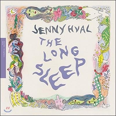 Jenny Hval (제니 바알) - The Long Sleep EP [퍼플 컬러 LP]