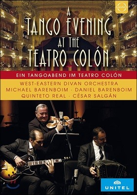 Daniel Barenboim 아르헨티나의 저녁 (A Tango Evening at the Teatro Colon)