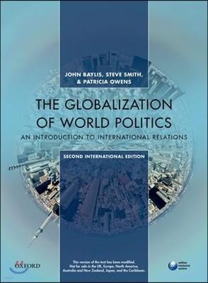 The Globalization of World Politics, 7/E