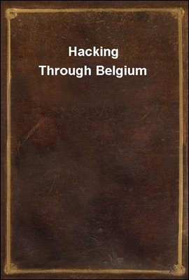 Hacking Through Belgium