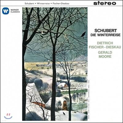 Dietrich Fischer-Dieskau 슈베르트: 겨울 나그네 (Schubert: Winterreise)