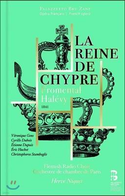 Herve Niquet 알레비: 오페라 '시프레의 여왕' (Halevy: La Reine de Chypre)