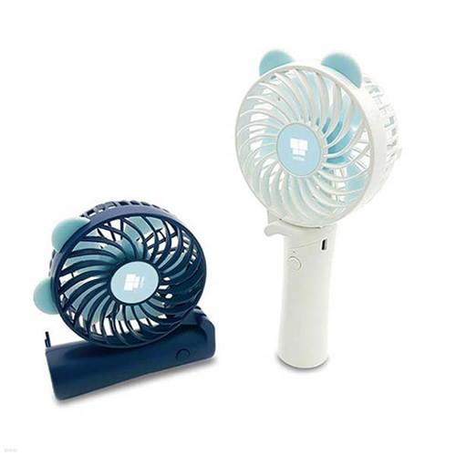 나비 휴대용 핸디 선풍기 / 접이식
