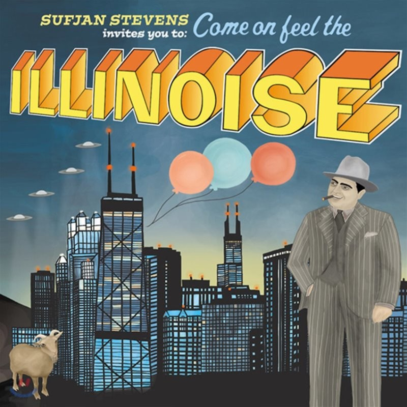 Sufjan Stevens (수프얀 스티븐스) - Illinoise