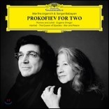 Martha Argerich / Sergei Babayan 프로코피예프: 2대의 피아노를 위한 편곡 작품