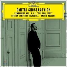 Andris Nelsons 쇼스타코비치: 교향곡 4, 11번 - 안드리스 넬손스 (Shostakovich: Symphony No. 4, No. 11)