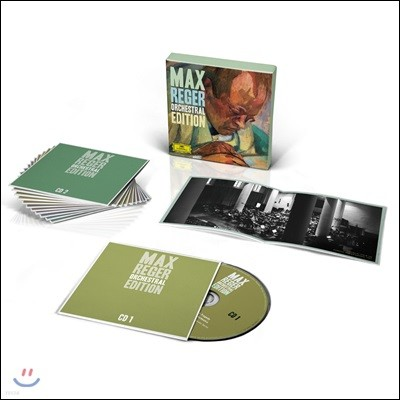 막스 레거: 관현악 에디션 (Max Reger: Orchestral Edition)