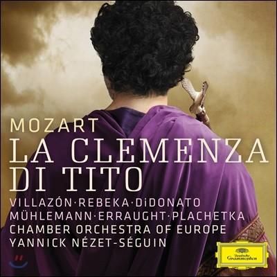 Yannick Nezet-Seguin 모차르트: 티토의 자비 (Mozart: La clemenza di Tito)