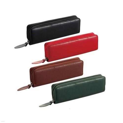 파이롯트 가죽 6구 펜파우치 (PCS122-75) 선택구매