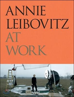 Annie Leibovitz at Work : 애니 레보비츠 에세이 사진집