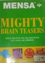 Mensa Mighty Brain Teasers (Paperback) (원서)