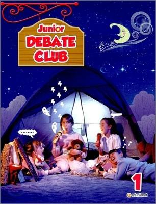 Junior Debate Club 1 : Student Book