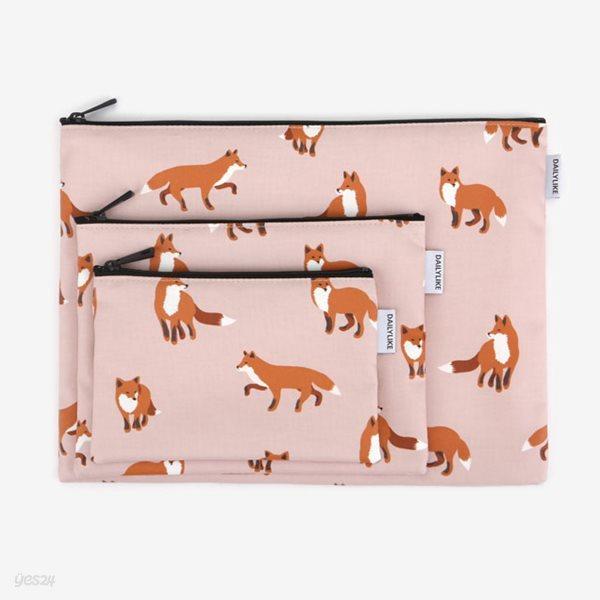 방수 파우치 L - 11 Winter fox