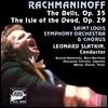 Leonard Slatkin 라흐마니노프: 합창 교향곡 '종', 교향시 '죽은 자의 섬' (Rachmaninoff: The Bells, The Isle of the Dead )