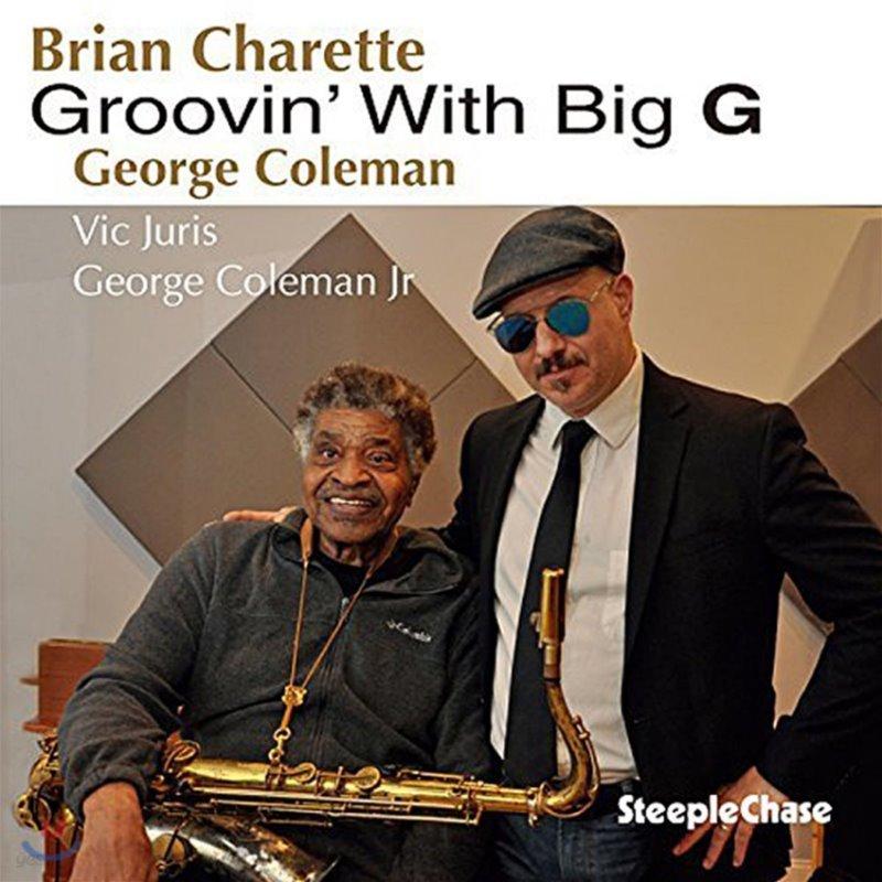 Brian Charette (브라이언 샤레트) - Groovin' With Big G