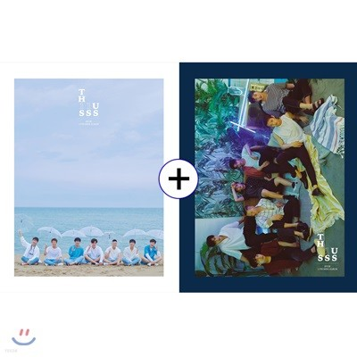 비투비 (BTOB) - 미니앨범 11집 : This Is Us [See + Feel / SET]