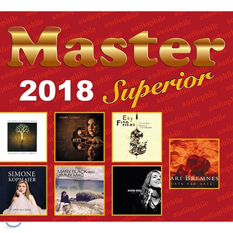 2018 Master Music 레이블 오디오파일 샘플러 (Master Superior 2018)