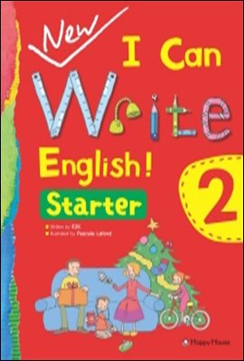 New I Can Write English! Stater 2