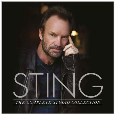 Sting - Complete Studio Collection (Ltd. Ed)(180G)(16LP Boxset)