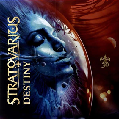 Stratovarius - Destiny (Remastered)(Gatefold)(Bonus Tracks)(180G)(3LP)