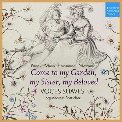 Voces Suaves 르네상스 종교음악과 세속음악 작품집 -  보체스 수아베스 (Come to My Garden)