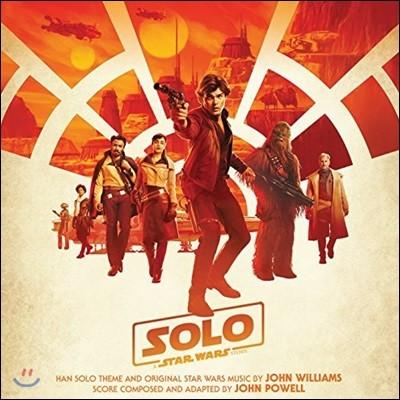 한 솔로: 스타워즈 스토리 영화음악 (Solo: A Star Wars Story OST John Powell)