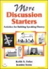 More Discussion Starters