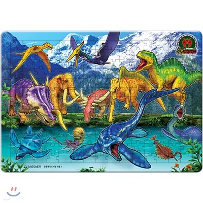 공룡메카드 4절 퍼즐 2