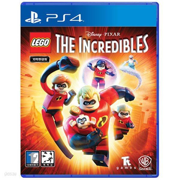 PS4 레고 인크레더블 한글판
