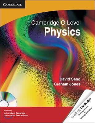 Cambridge O Level Physics [With CDROM]