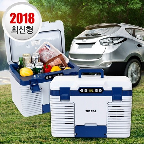더쿨 차량용 냉온장고(20L)
