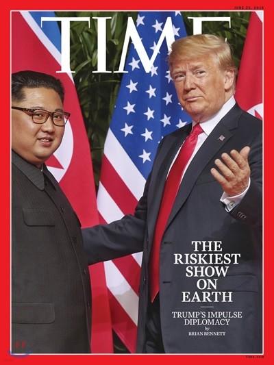Time (주간) - Asia Ed. 2018년 6월 25일