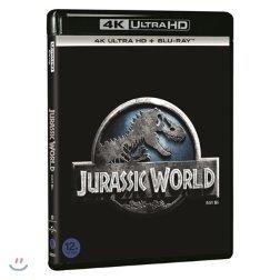쥬라기 월드 (2Disc 4K UHD + BD) : 블루레이
