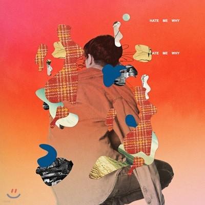 제이켠 (J'Kyun) 2집 - Re; Mind [3색 스트라이프 컬러 LP 250매 한정반]