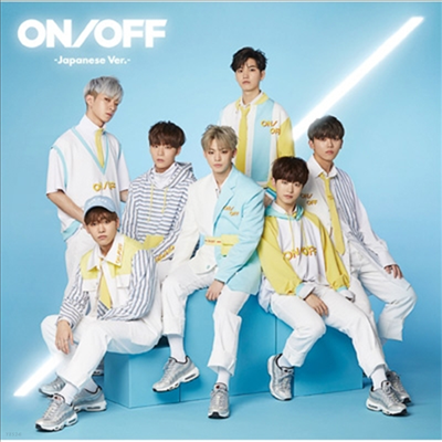 온앤오프 (ONF) - On/Off -Japanese Ver.-