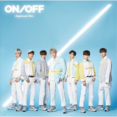 온앤오프 (ONF) - On/Off -Japanese Ver.- (CD+DVD) (초회한정반 A)